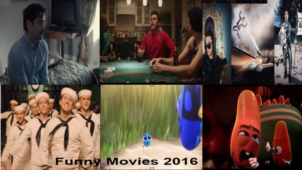 Top 10 Funny Movies of Hollywood 2016 - Top Ten Gama Funny Movies 2016