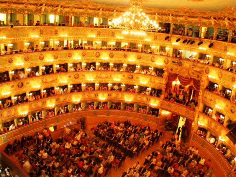 Teatro La Fenice in Venice tourism destinations