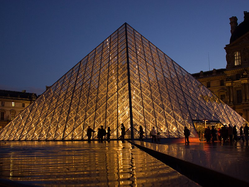 Musee du Louvre(1)