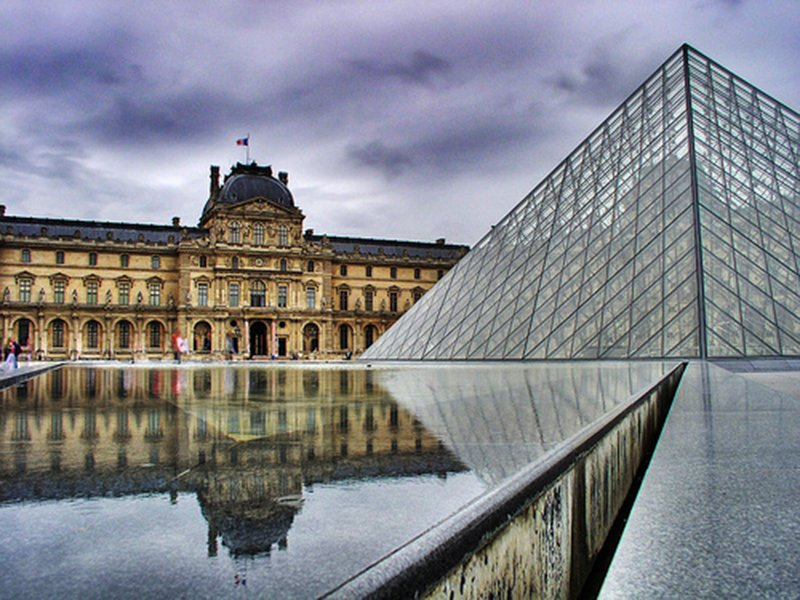 Musee du Louvre(2)
