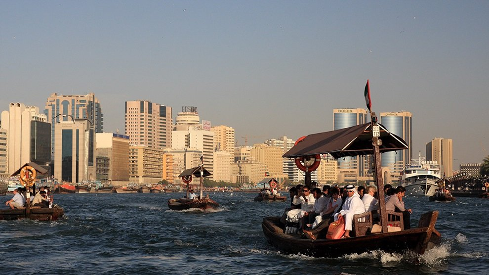 Places you cannot miss in Dubai