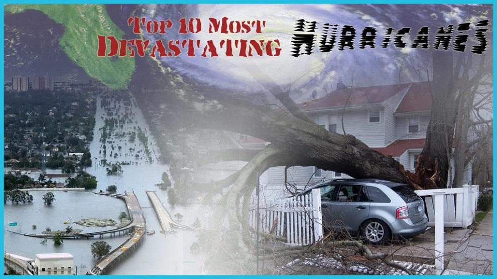 Destructive Hurricanes