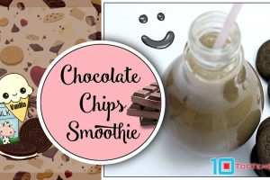 Chocolate Chips Smoothie