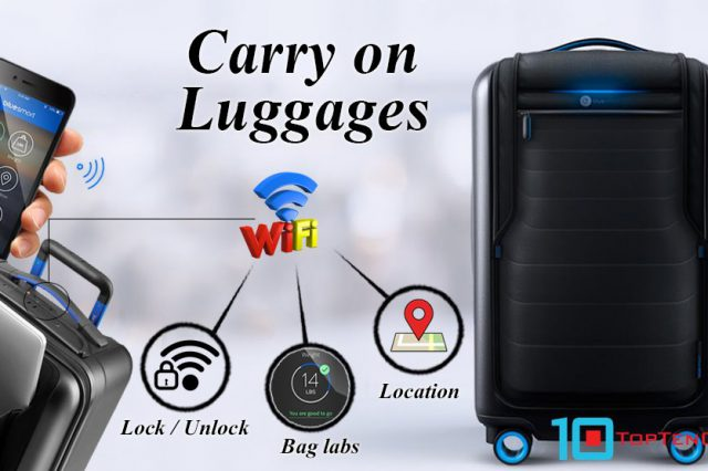 Carry on Luggages
