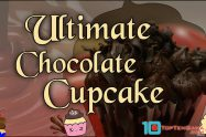 Ultimate Chocolate cupcake