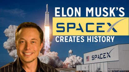 Elon Musk Space X History