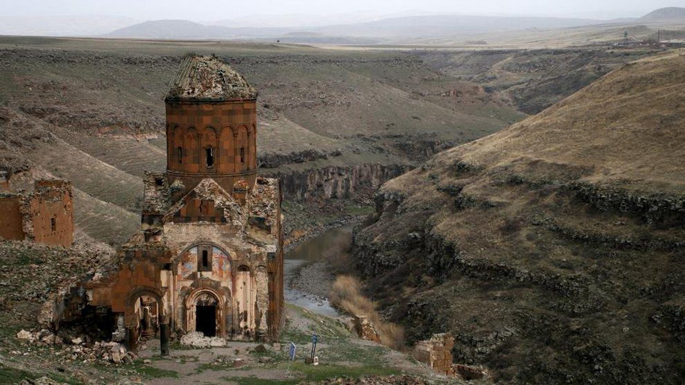Ancient Lost Cities of The World