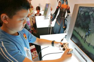 Video Games Increase Reflex in Kids