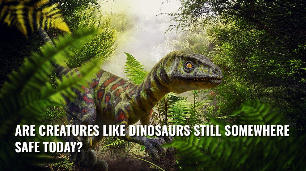 What If Dinosaurs Never Went Extinct