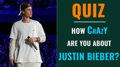 Guess The Justin Bieber Songs