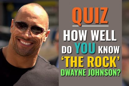 Rock Dwayne Johnson