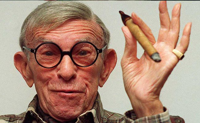 george-burns - 100 Year Olds Who Made History