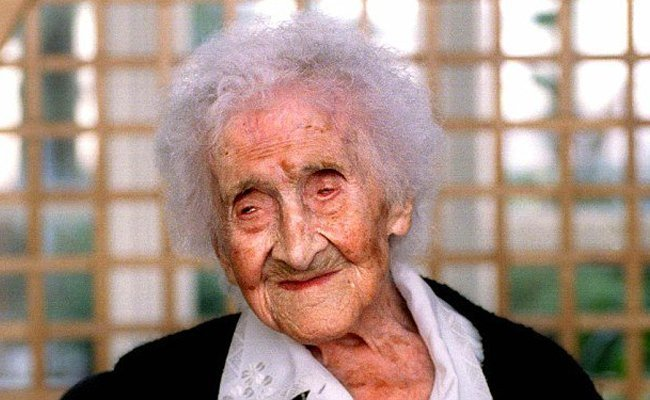 jeanne-calment - 100 Year Olds Who Made History