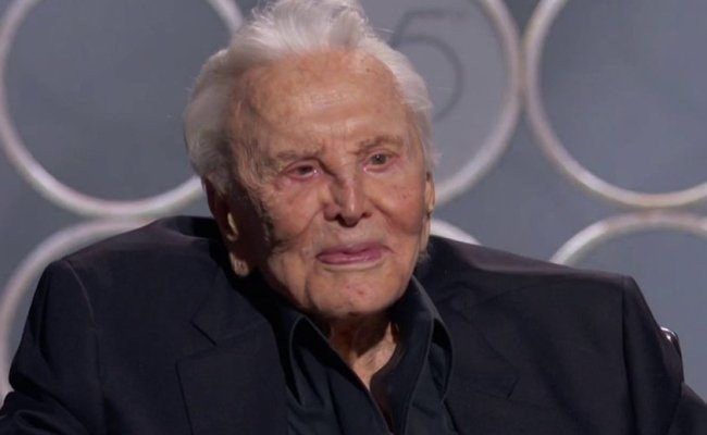 kirk-douglas - 100 Year Olds Who Made History