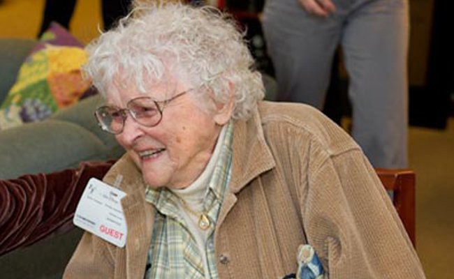 ruthie-thompson - 100 Year Olds Who Made History