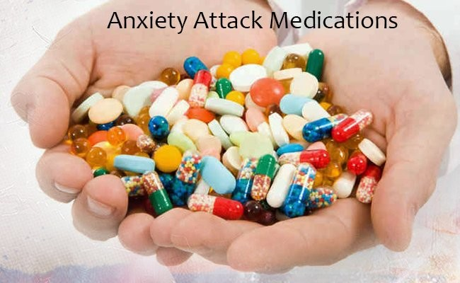 anxiety-attack-medications