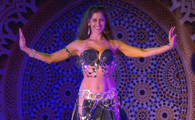 sadie-marquardt-she-s-got-real-talent - Belly Dancers