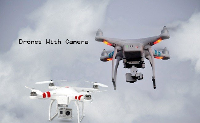 drones-with-camera-Best Quadcopters Drones