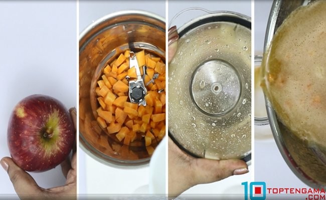 carrot-apple-smoothie