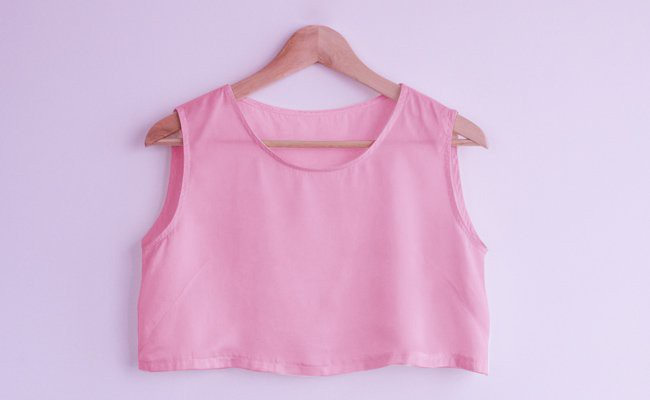 crop-tops - Come Back Fashion Trends