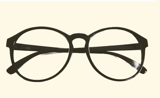 round-frames - Come Back Fashion Trends