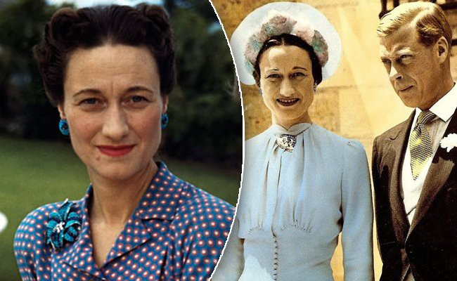king-edward-viii-and-wallis-simpson - Commoners Became Royals