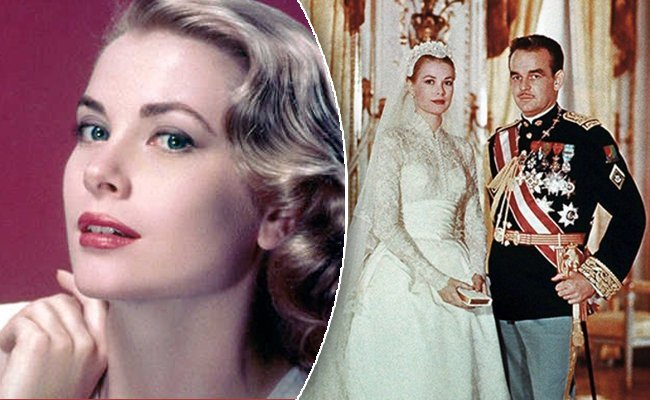 prince-rainier-and-grace-kelly - Commoners Became Royals
