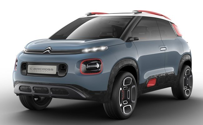 citreon-c-aircross-Concept Cars