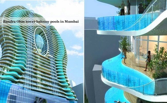 bandra-ohm-tower-balcony-pools-in-mumbai