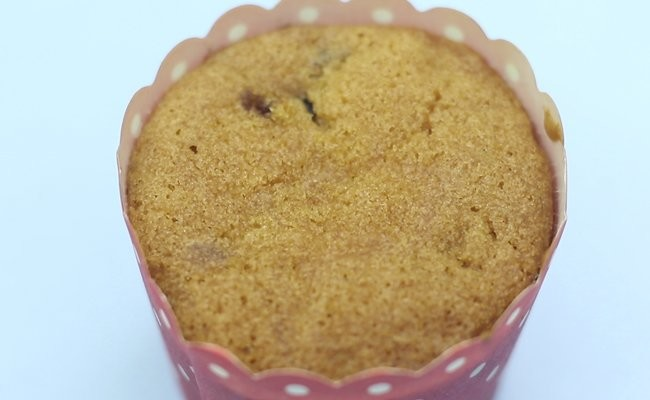 baked-chocolatechips-cup-cake