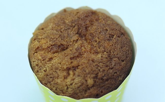 baked-pimpkin-cup-cake