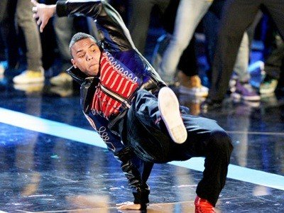 chris-brown Best Dancers