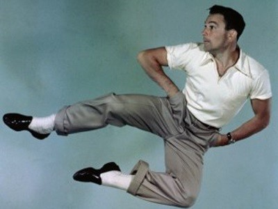 gene-kelly Best Dancers