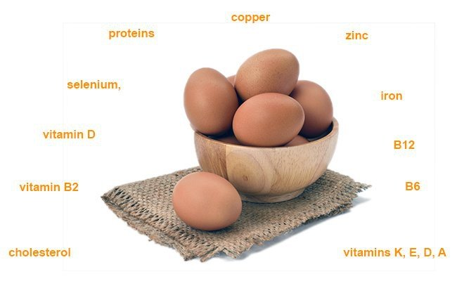 egg-nutritional-facts - Eggs Healthy