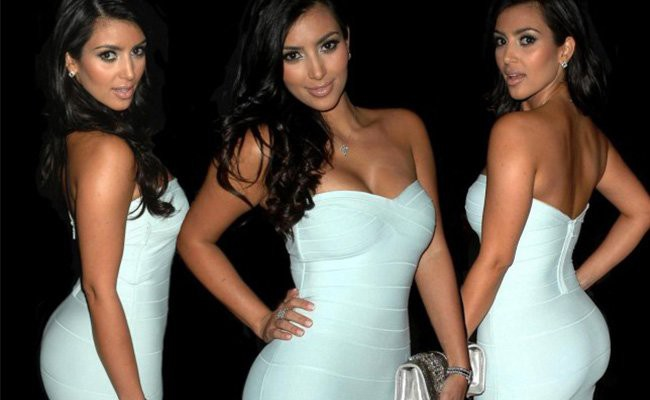 booty-beauty - Facts About Kim Kardashian