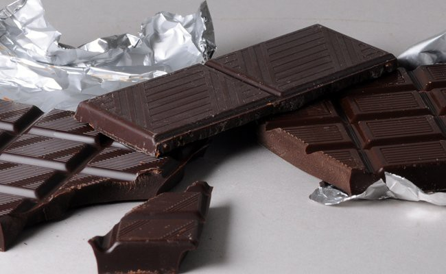 dark-chocolate - Foods That Stimulates The Nervous System And Brain