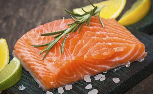 salmon - Foods That Stimulates The Nervous System And Brain