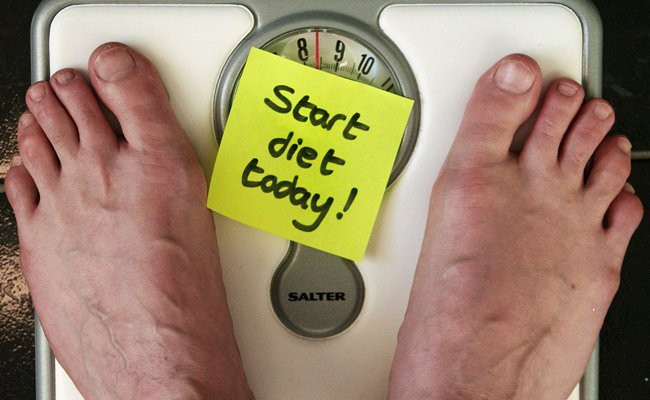 slogging-to-lose-weight-quickly - Lifestyle Habits That Affects Your Joints
