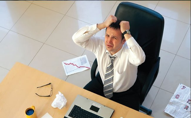 work-pressure-or-stress - Lifestyle Habits That Affects Your Joints