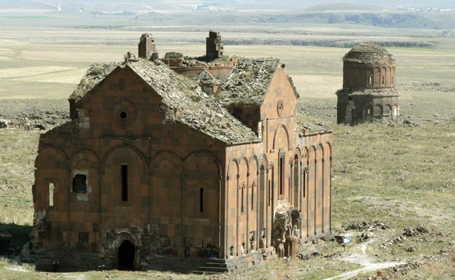 ani-armenia - Lost Cities Of The World