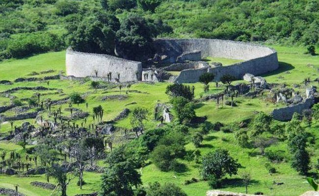 great-zimbabwe - Lost Cities Of The World