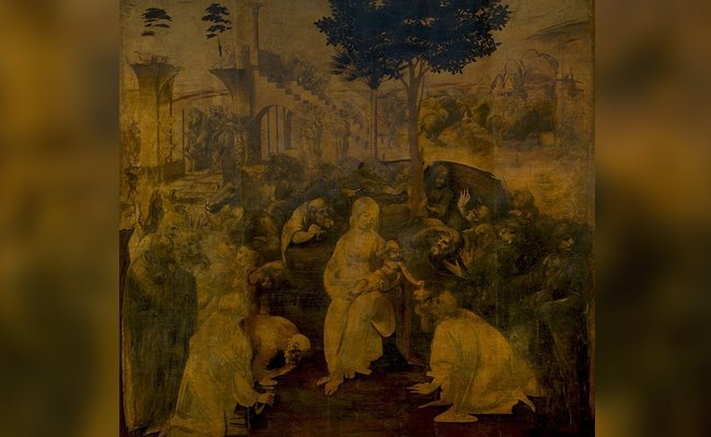 adoration-of-the-magi - Most Celebrated Unfinished Paintings