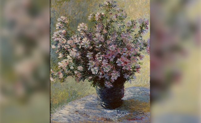vase-of-flowers - Most Celebrated Unfinished Paintings