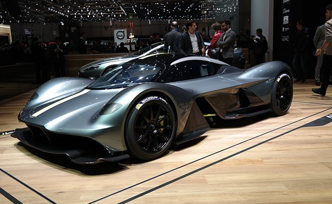 aston-martin-valkyrie-most-expensive-cars-2018