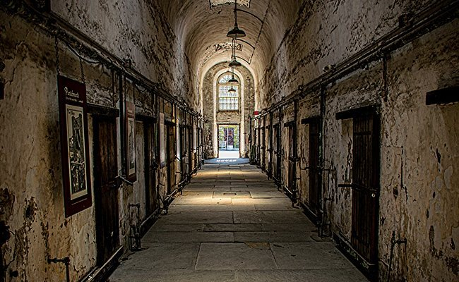 eastern-state-penitentiary-america - Most Haunted Places