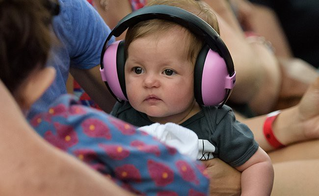 music-makes-the-baby-smarter-taller-and-stronger - Baby Music Growth