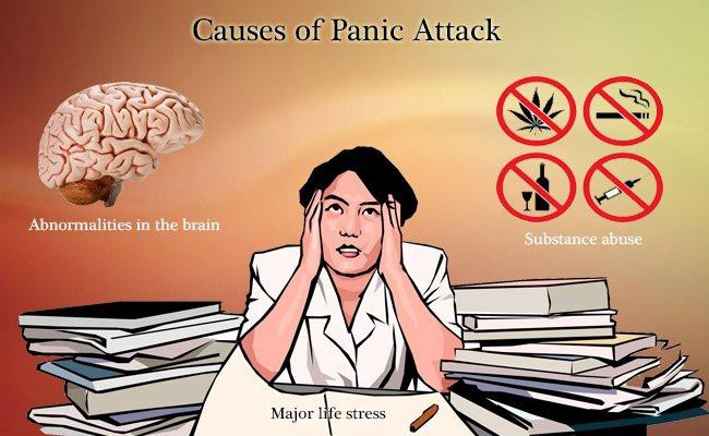 causes of panic attack