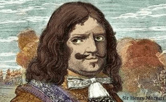 henry-morgan-the-governor-pirate - Pirates