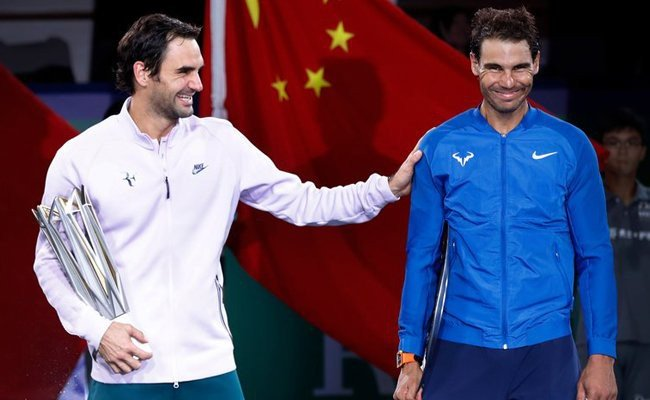 beats-rafael-nadal-in-the-grand-slam-final - Roger Federer