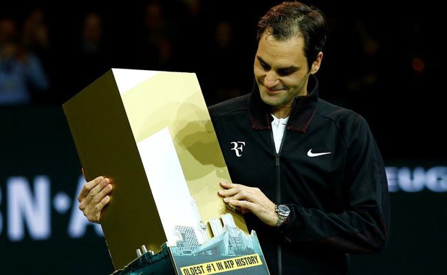 reached-world-number-1-ranking - Roger Federer